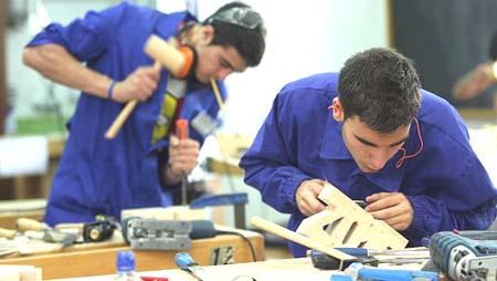 jovenes y el trabajo: